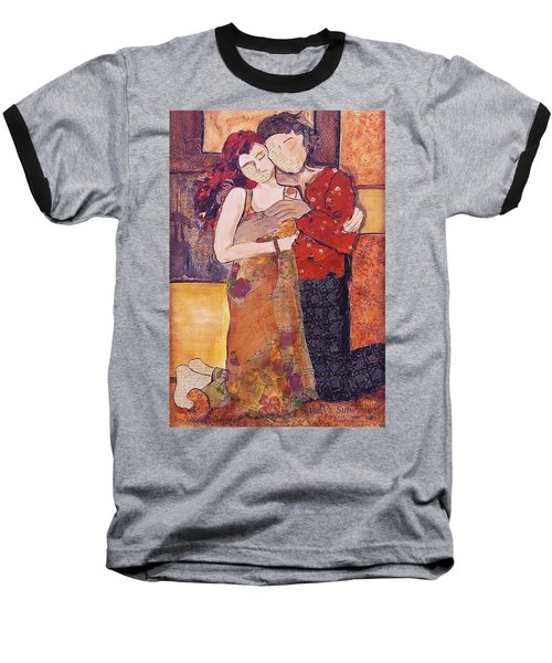 Ode To Klimt Baseball T-Shirt