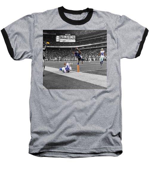 Odell Beckham Breaking The Internet Baseball T-Shirt
