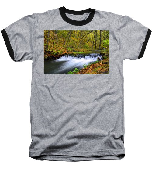 Off The Beaten Path Baseball T-Shirt