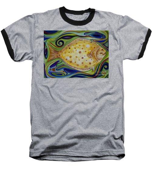 Off The Hook Baseball T-Shirt