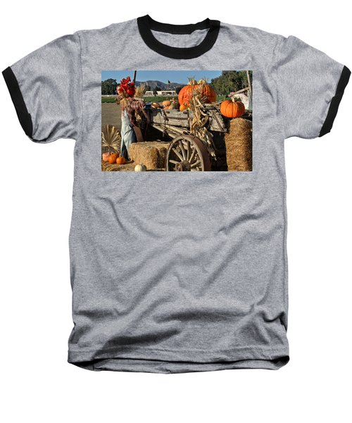 Baseball T-Shirt featuring the photograph Off To Market by Michael Gordon