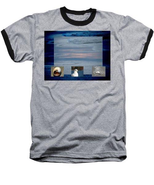Ogunquit Beach Baseball T-Shirt