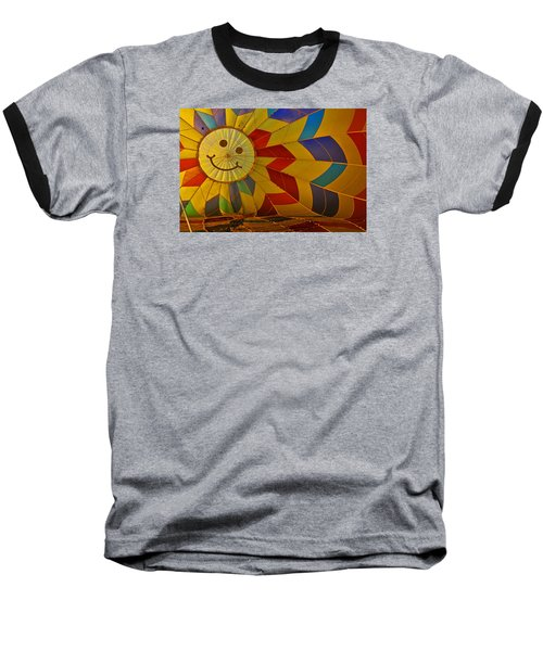 Baseball T-Shirt featuring the photograph Oh Happy Day by Mike Martin