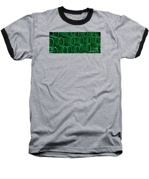 Oh Baseball T-Shirt by Janice Westerberg