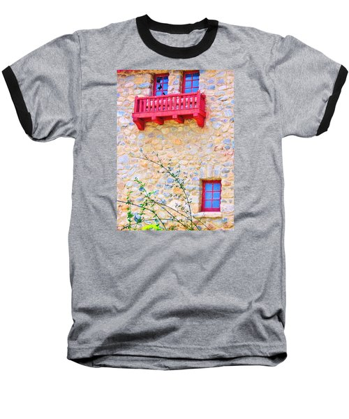 Baseball T-Shirt featuring the photograph Oh Romeo by Marilyn Diaz