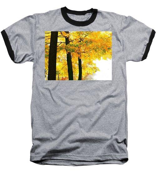 Ohio Autumn Baseball T-Shirt