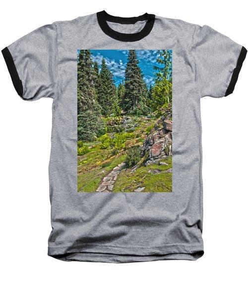 Ohme Gardens Baseball T-Shirt