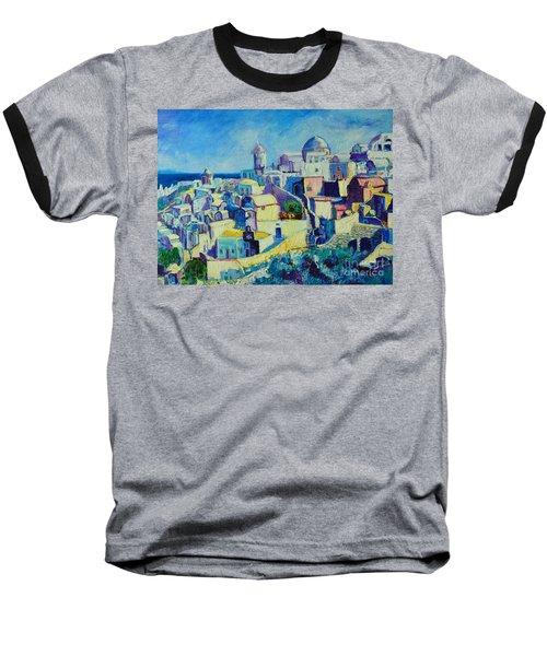 OIA Baseball T-Shirt by Ana Maria Edulescu