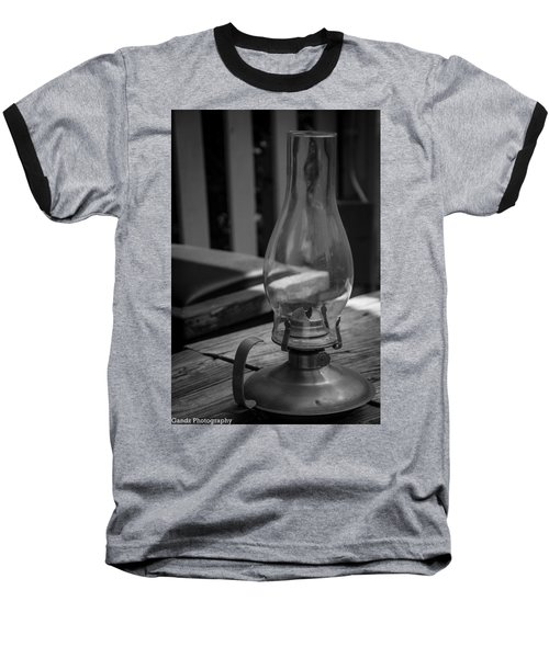 Oil Lamp Baseball T-Shirt