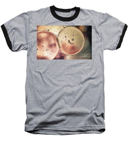 Oil Meets Water Baseball T-Shirt