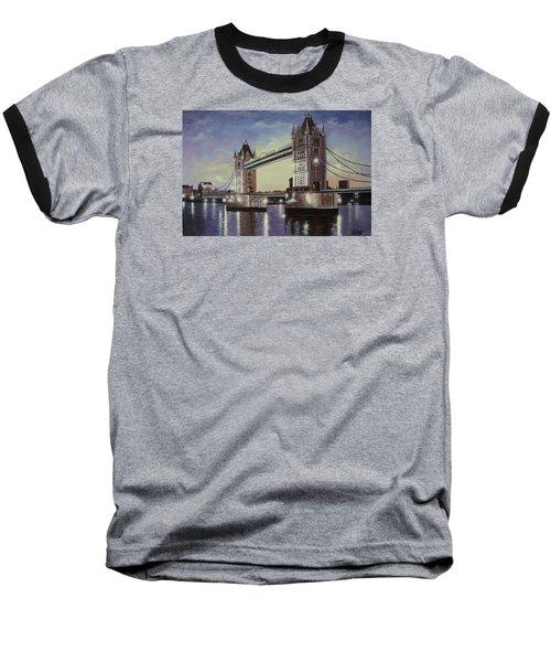 Oil Msc 046 Baseball T-Shirt