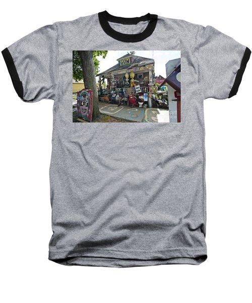 Oj House Baseball T-Shirt