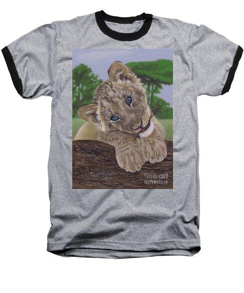 Ol' Blue Eyes Baseball T-Shirt