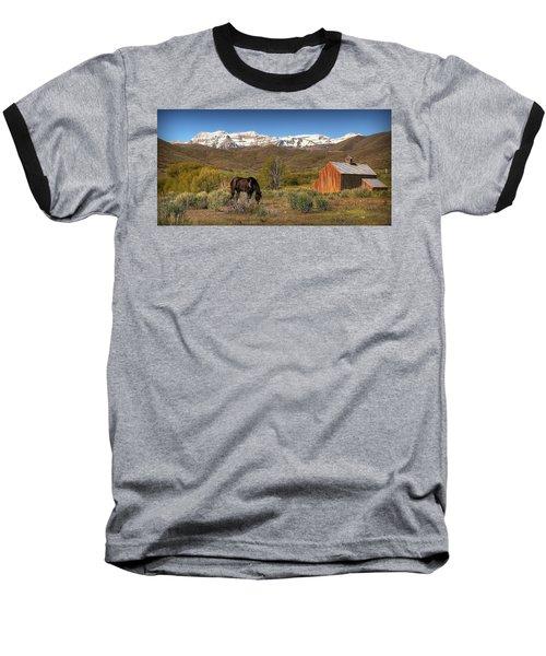 Ol Tates Barn Baseball T-Shirt