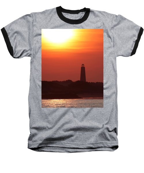 Old Cape Henry Lighthouse  Baseball T-Shirt