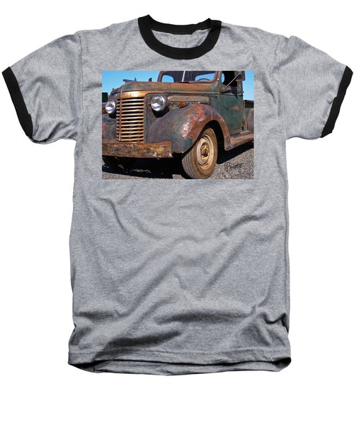 Old Chevy Baseball T-Shirt