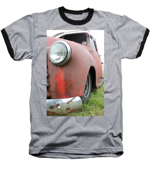 Old Chevy Baseball T-Shirt