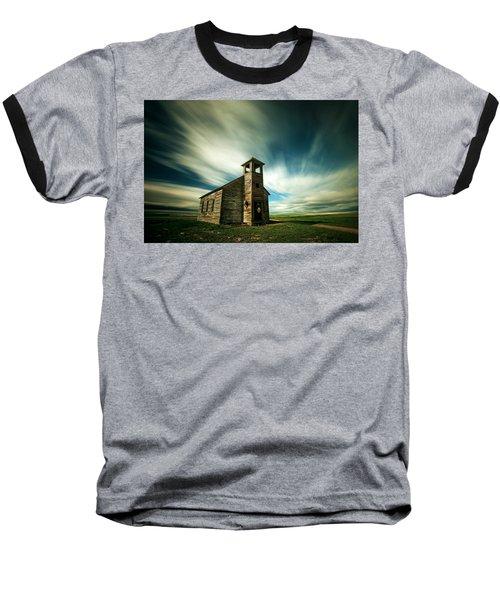 Old Cottonwood Church Baseball T-Shirt