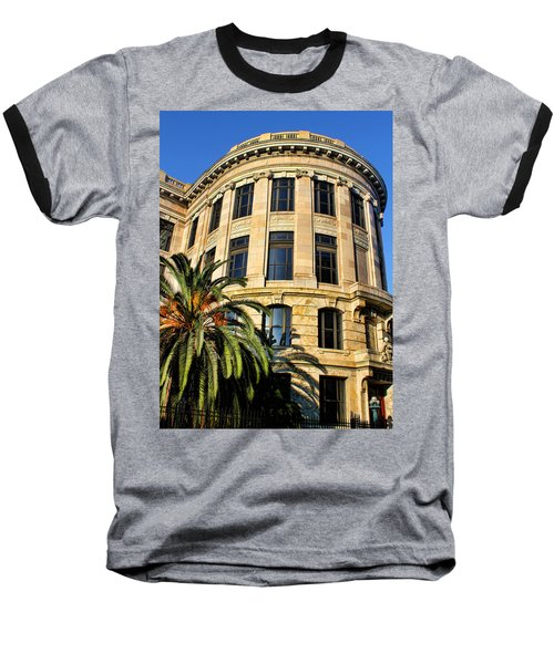 Old Courthouse-new Orleans Baseball T-Shirt