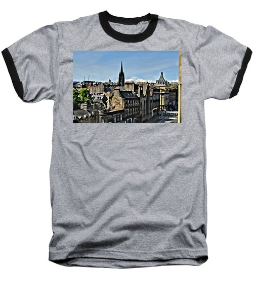 Olde Edinburgh Baseball T-Shirt