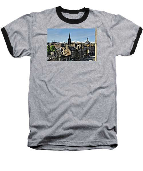 Olde Edinburgh Baseball T-Shirt
