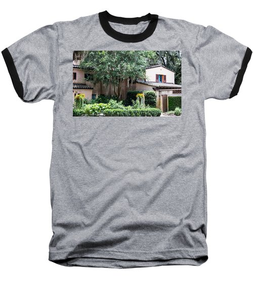 Old Florida Style Baseball T-Shirt