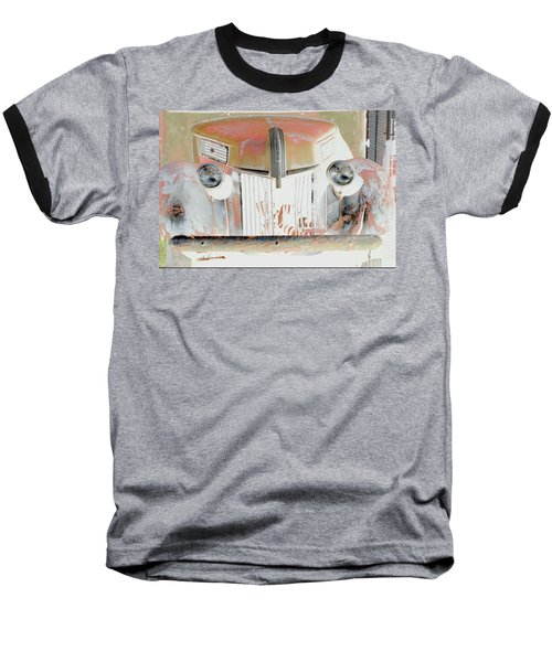 Old Ford Truck - Photopower Baseball T-Shirt