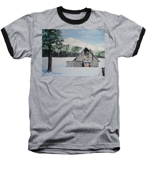 Old Forgotten But Still Proud Baseball T-Shirt by Norm Starks