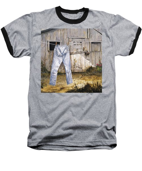 Old Friends Baseball T-Shirt
