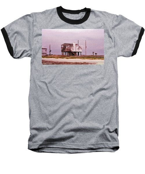 Old Galveston Baseball T-Shirt