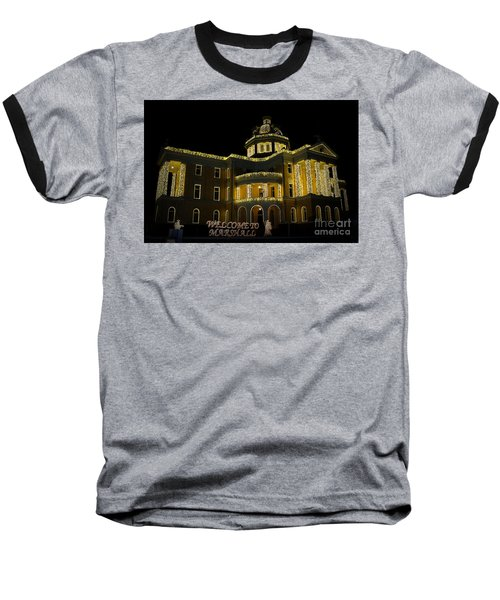 Old Harrison County Courthouse Baseball T-Shirt