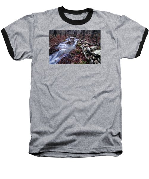 Baseball T-Shirt featuring the photograph Old Homestead by Andy Crawford