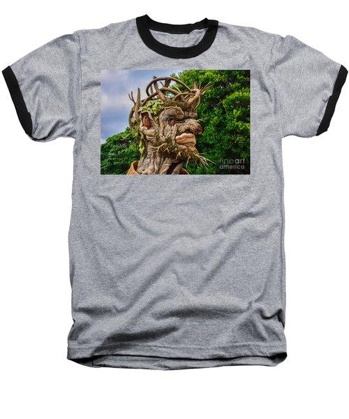 Old Man Winter Baseball T-Shirt