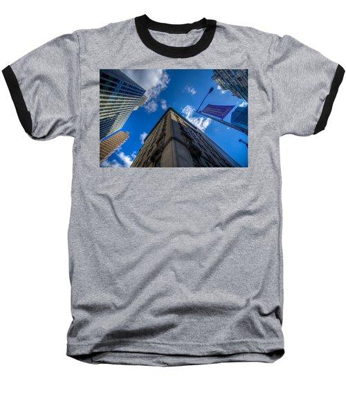 Old Meets Modern Baseball T-Shirt