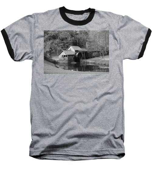 Virginia's Old Mill Baseball T-Shirt by Eric Liller