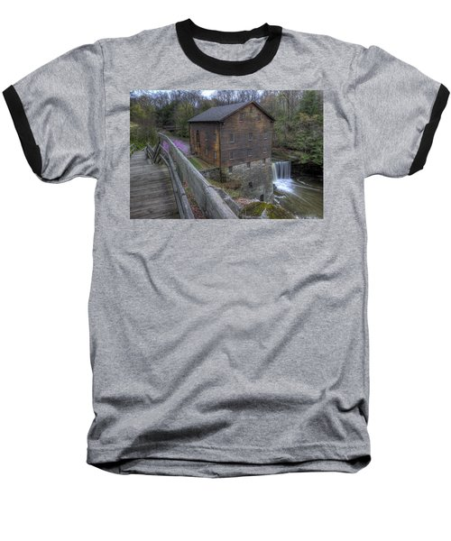 Old Mill Of Idora Park Baseball T-Shirt