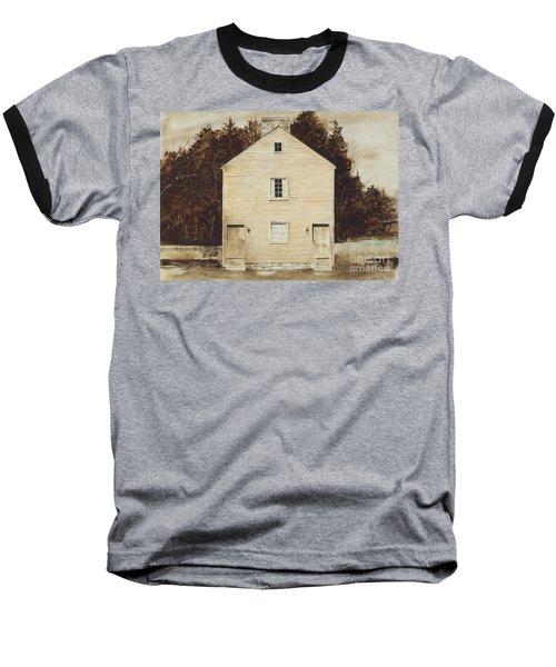 Old Ministry's Shop Baseball T-Shirt