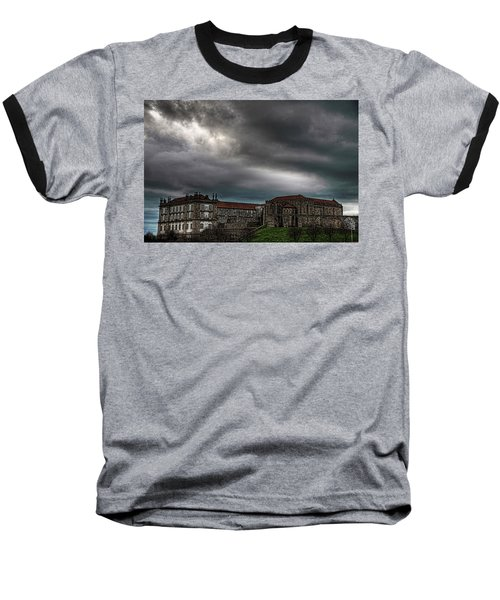 Old Monastery Baseball T-Shirt