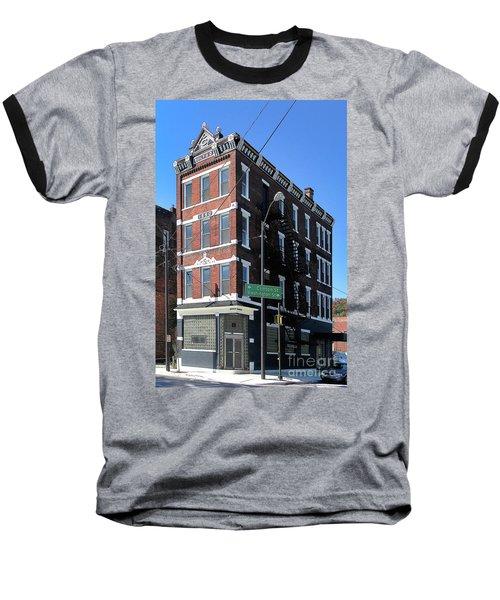 Old Penn Hotel - Johnstown Pa Baseball T-Shirt