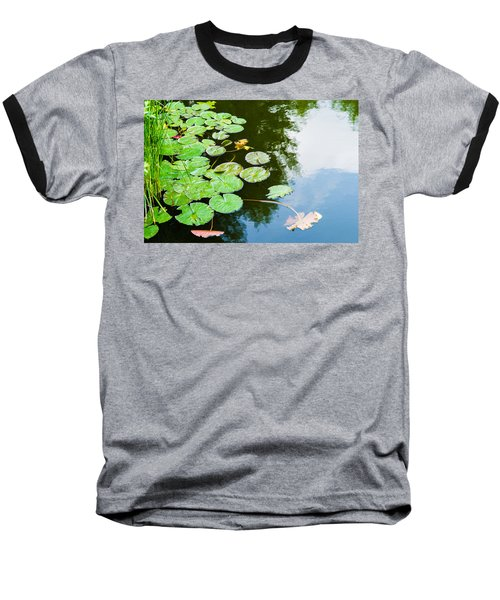 Old Pond - Featured 3 Baseball T-Shirt