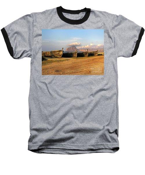 Aquatic Dream Of Sicily Baseball T-Shirt