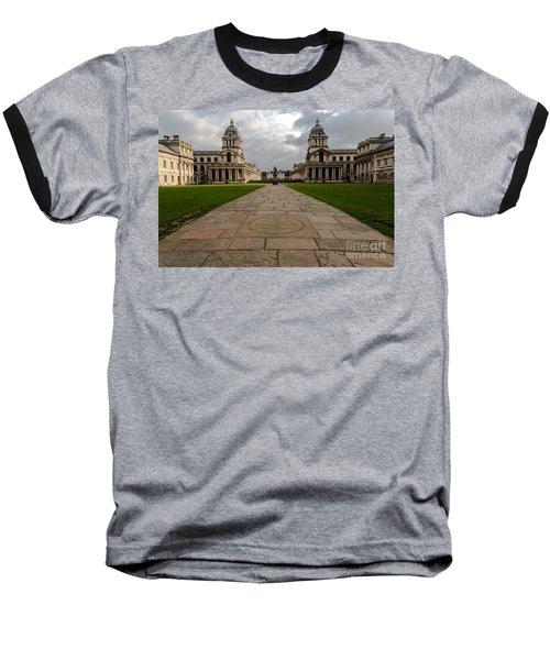 Old Royal Naval College Baseball T-Shirt