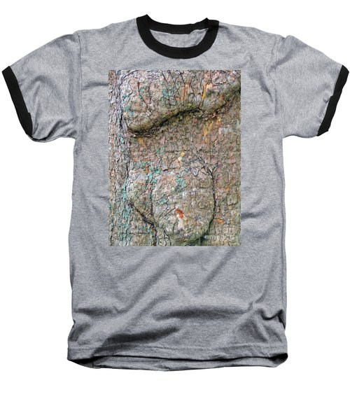 Baseball T-Shirt featuring the photograph Old Soul Sycamore Tree by Joan Hartenstein