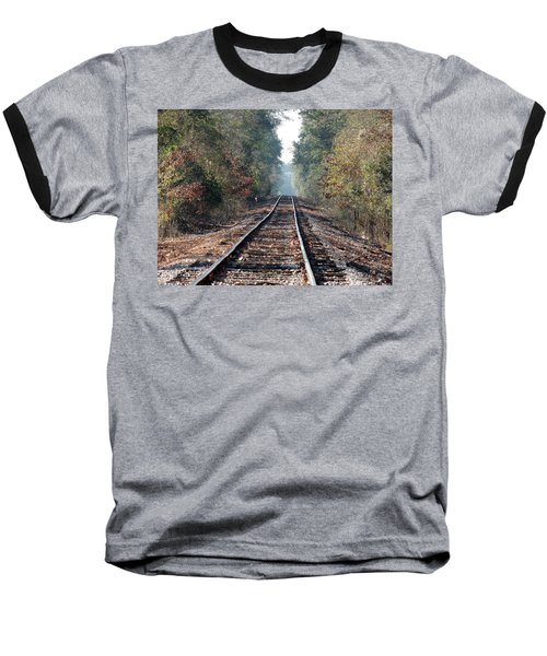Old Southern Tracks Baseball T-Shirt