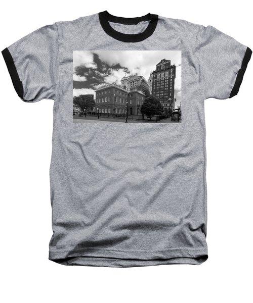 Old State House 15568b Baseball T-Shirt