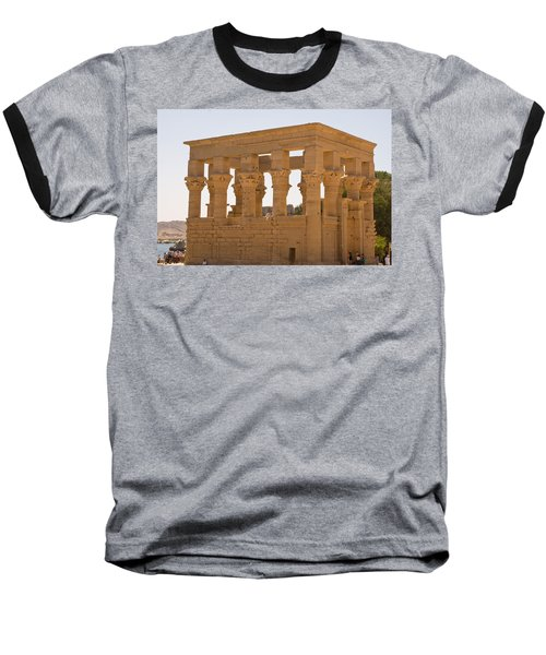 Old Structure 3 Baseball T-Shirt