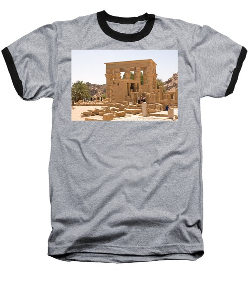 Old Structure Baseball T-Shirt