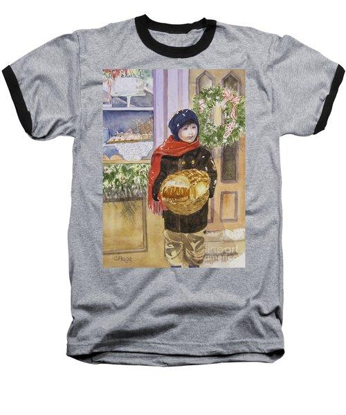 Old Time Christmas Baseball T-Shirt