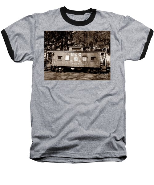 Baseball T-Shirt featuring the photograph Old Timer by Sara  Raber