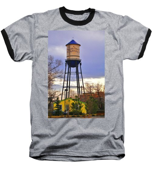 Old Towne Arvada Baseball T-Shirt by David Pantuso